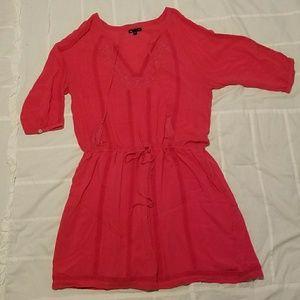 Hot Pink GAP Dress